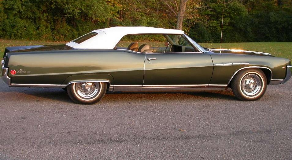 1970 Buick Electra Convertible For Sale On Craigslist ...