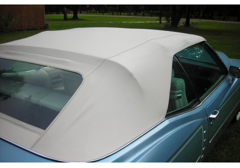 cadillac eldorado convertible top replacement 1971-1976 | autoberry