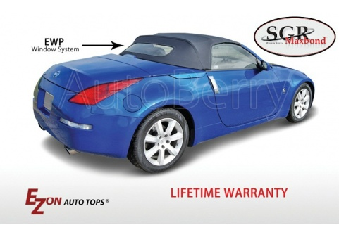 2003 nissan 350z window motor replacement
