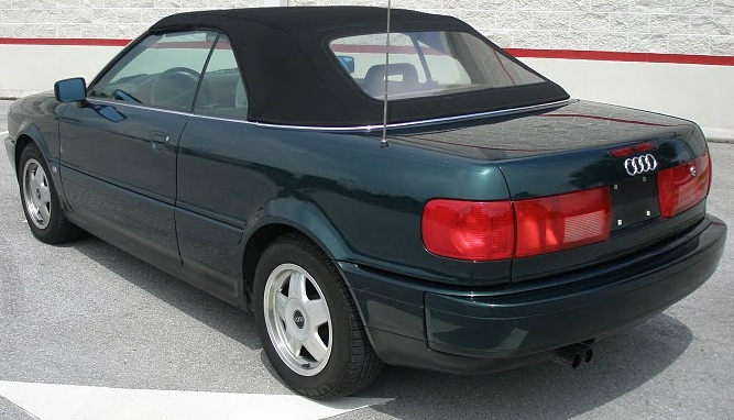 Audi Cabriolet Convertible Top Replacement Autoberry Com