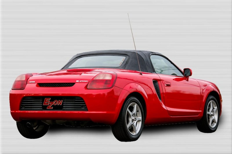 Toyota Mr2 Spyder Convertible Soft Top Replacement Ez On Brand 1999 2007