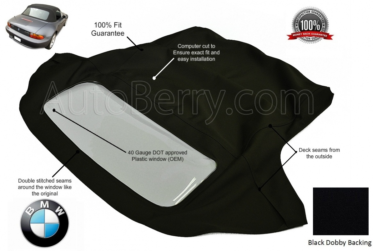 Bmw Z3 Convertible Top Replacement Autoberry Com