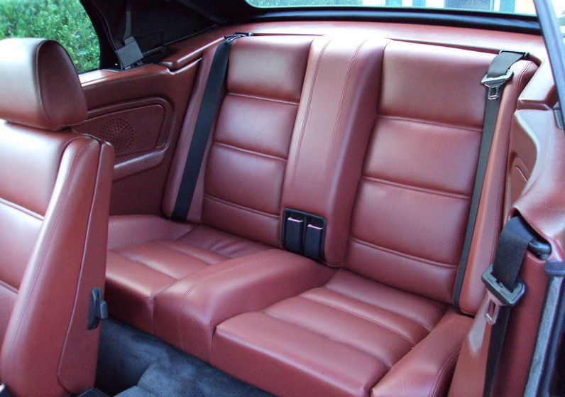 Bmw Ei 325i M3 Seat Covers 1987 1993