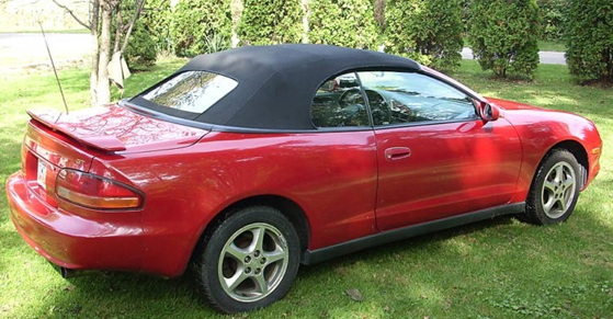 Autoberry Com Toyota Celica 1995 1999 Convertible Top